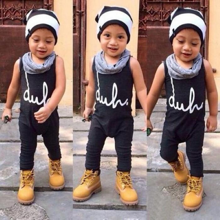 menino muito estiloso