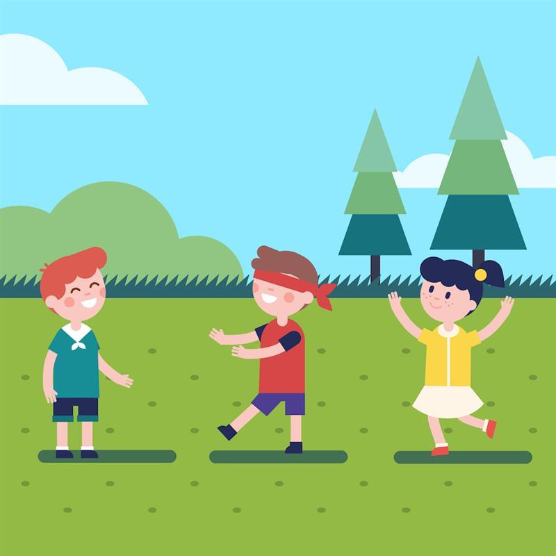 Excepcional Brincadeiras antigas e atuais de crianças com regras de como brincar JJ22