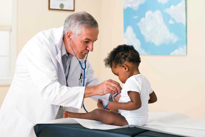 medico de bebes