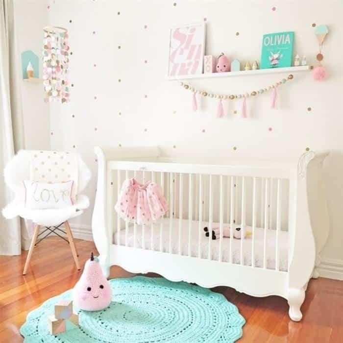 Read more about the article Tapete para quarto de bebê: Como escolher modelo ideal?