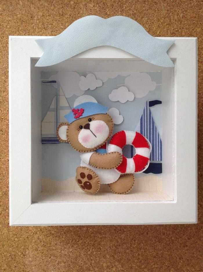 quadro de quarto de bebe