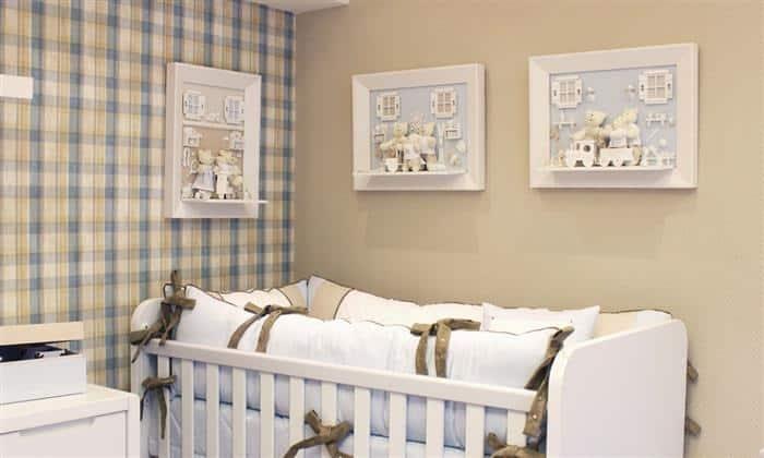 quadros para quarto de bebe 3d