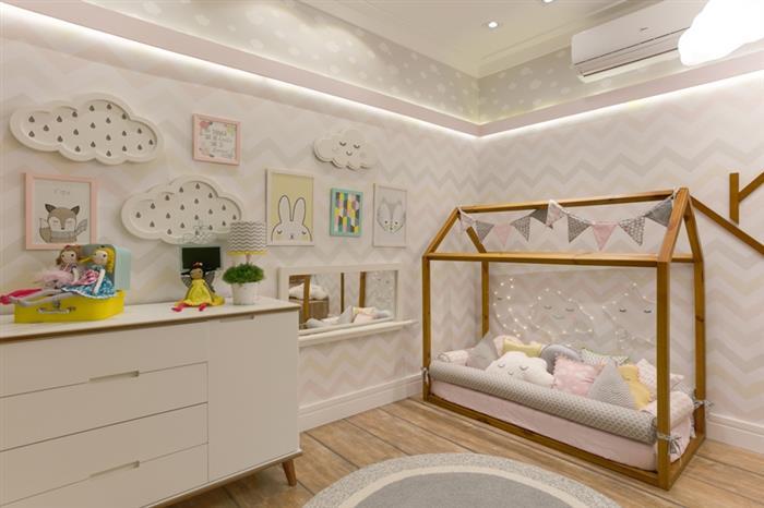 artesanato quadros para quarto de bebe