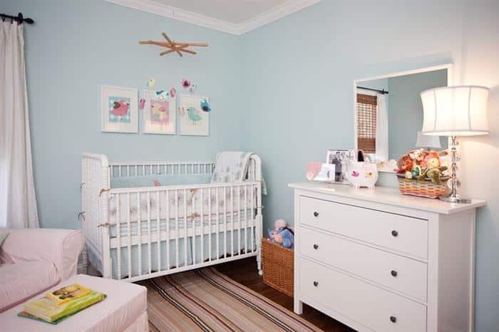 quadros para quarto de bebe menina