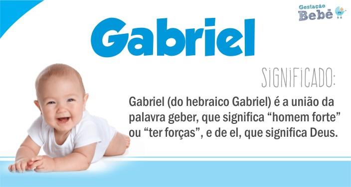 origem do nome gabriel