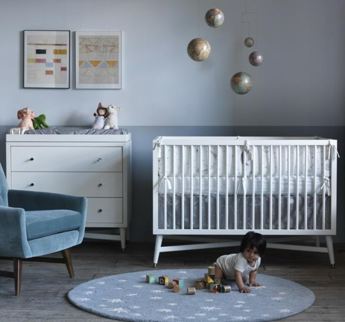 tapetes para quarto de bebe hipoalergênico