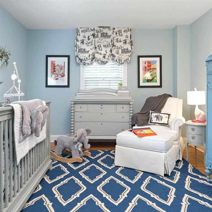tapete infantil para quarto de bebe