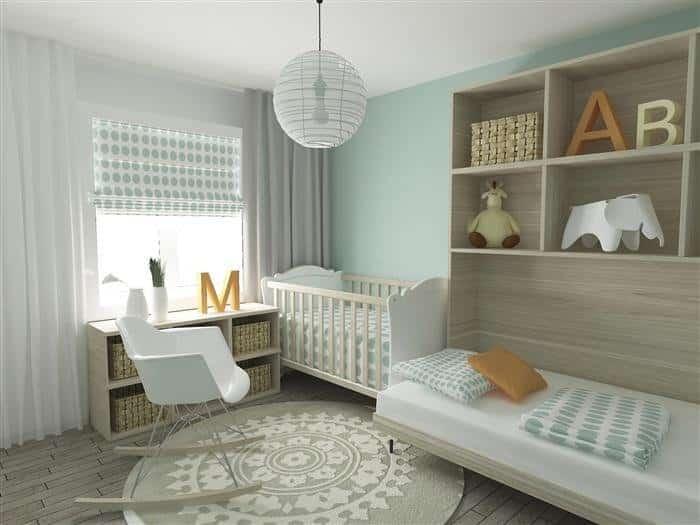 tapete para quarto de bebe menina