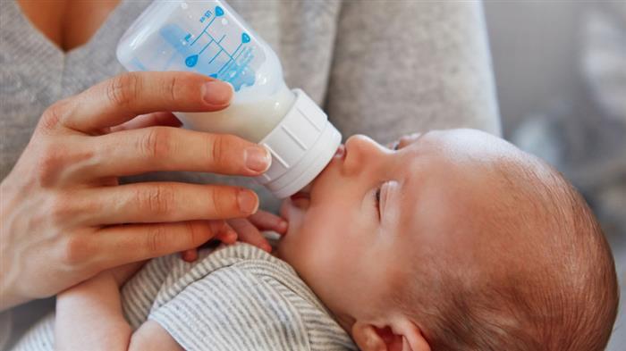 leite para bebe