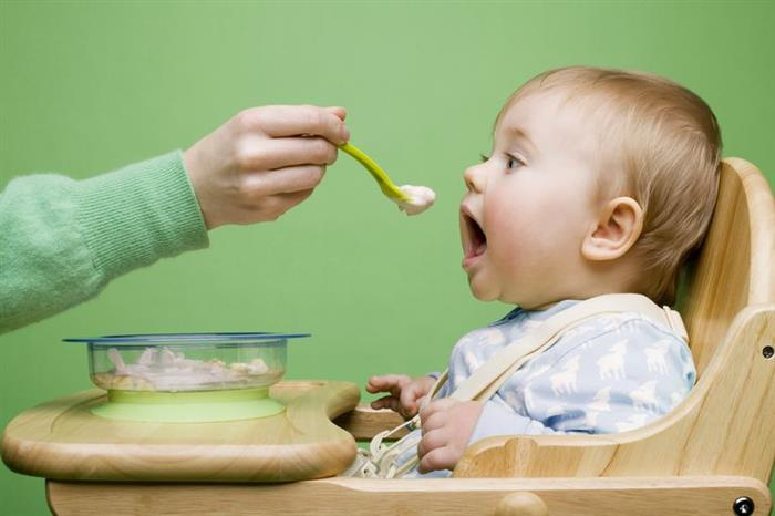 importancia do ferro para o bebe