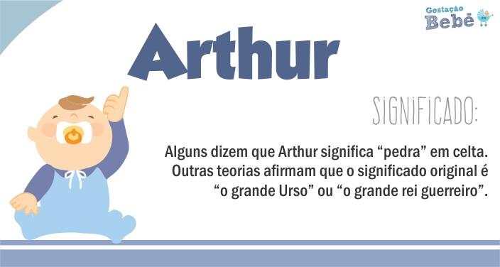 o que quer dizer arthur