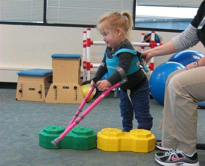 fisioterapia para espinha bifida