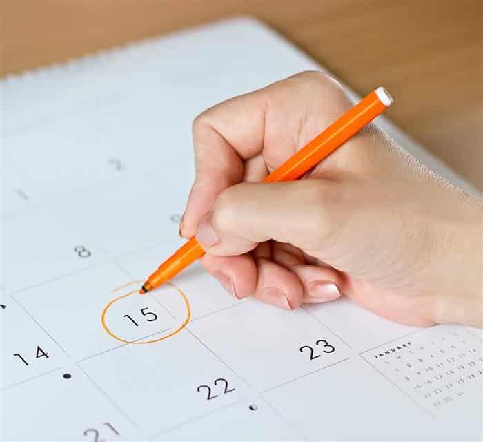 teste de ovulação caseiro