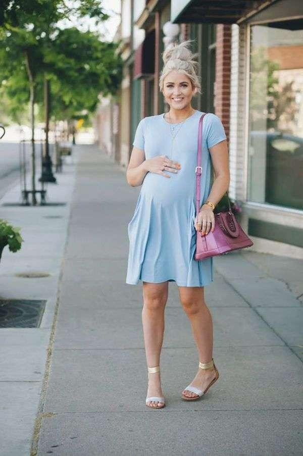 dicas de roupas para gravidas