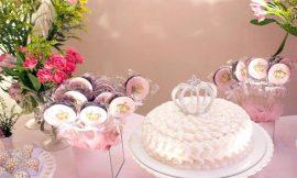 Chá de Bebê Menina: 66 fotos, temas de decoração