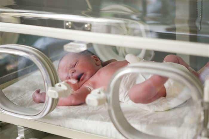 Amamentação bebe prematuro