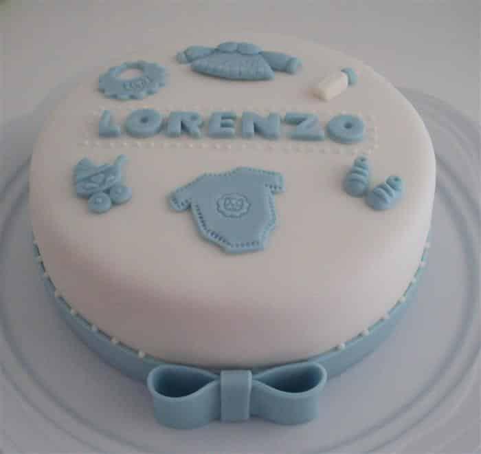 bolo simples e bonito