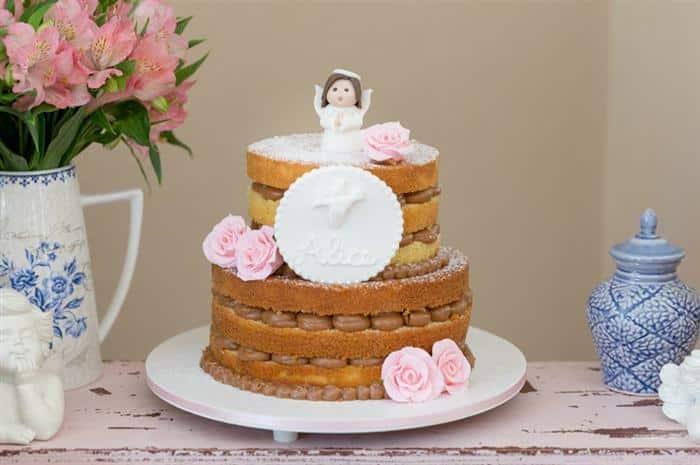bolo com terço