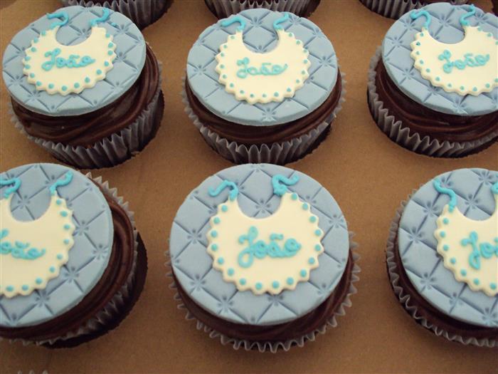 lembrancinha de cupcake