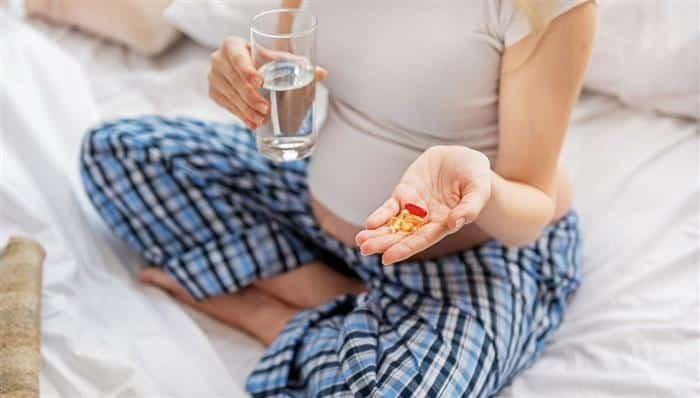 vitaminas para gravidas