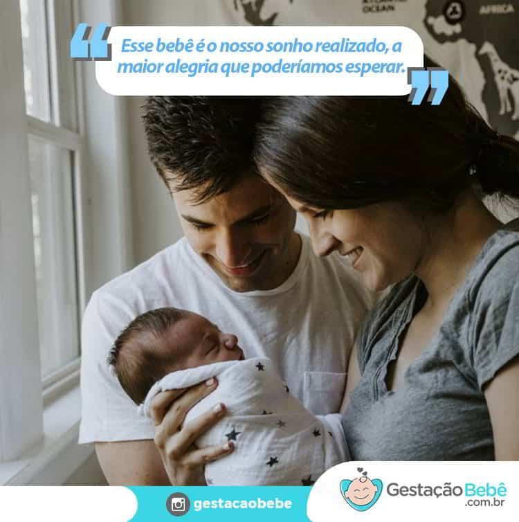 ideias de frases para maternidade