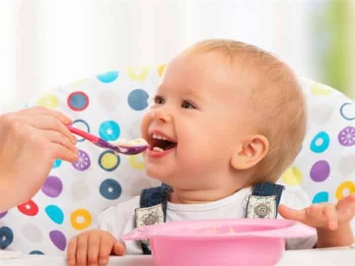 posso dar papinha para bebe de 3 meses