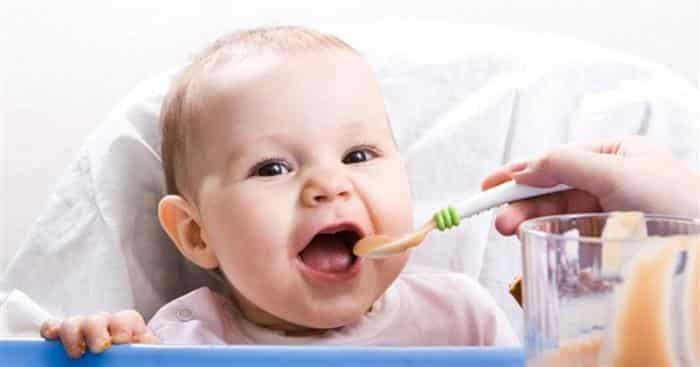 como fazer papinha para bebe