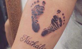 Pezinho de Bebê: ideias para sabonete, tatuagem e mais