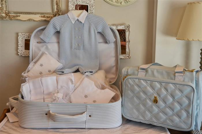 o que levar na bolsa maternidade do bebe