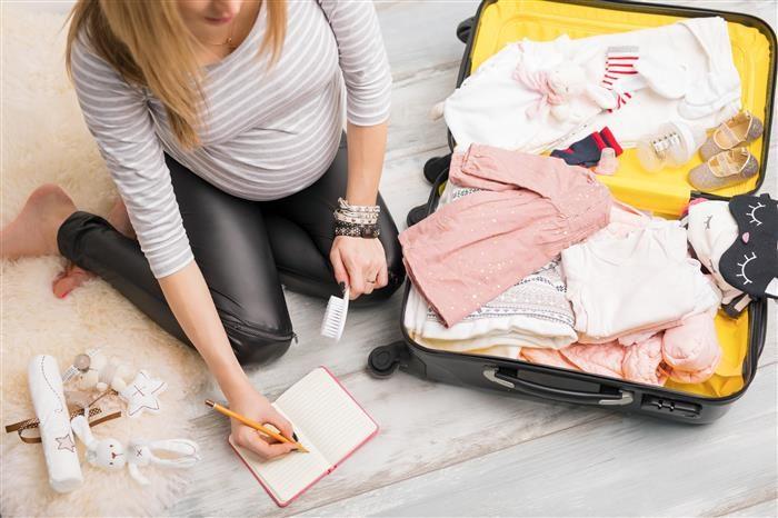 como escolher a bolsa maternidade