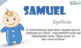 Significado do nome Samuel: origem e curiosidades
