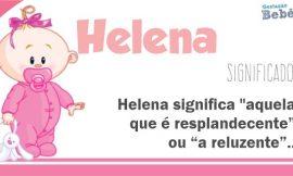 Significado do nome Helena: origem, personalidade