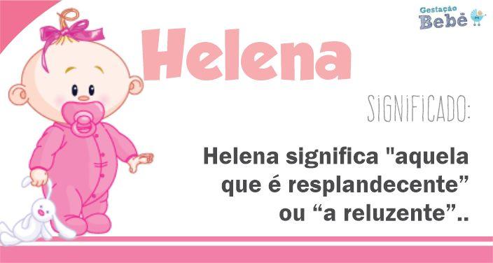 helena é nome biblico