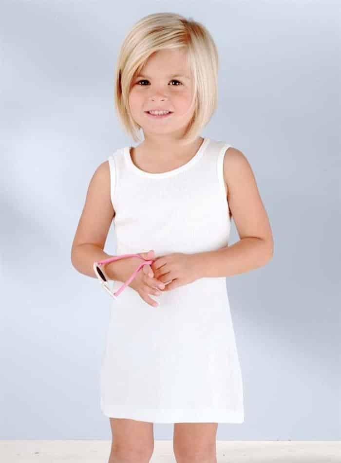 cortes de cabelo infantil de bico e curto atras