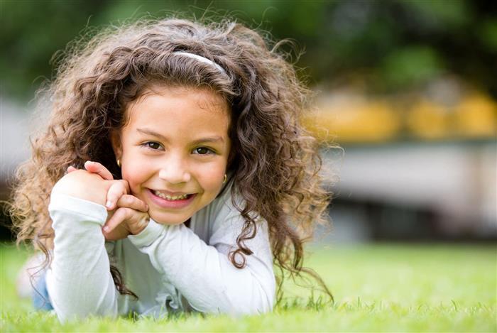 cortes de cabelo infantil longo cacheado