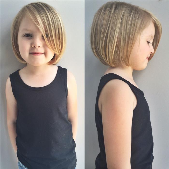 cortes de cabelo infantil 2020
