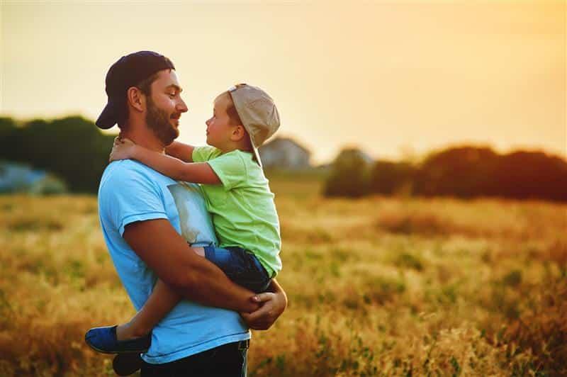 Frases De Pai Para Filho Mensagens De Amor