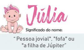 Significado do nome Julia e sua origem