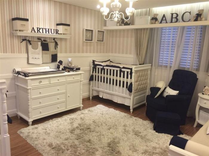 decorar quarto de bebe