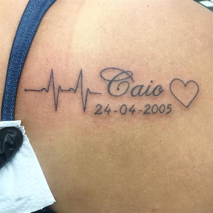 batimentos cardiacos e nome