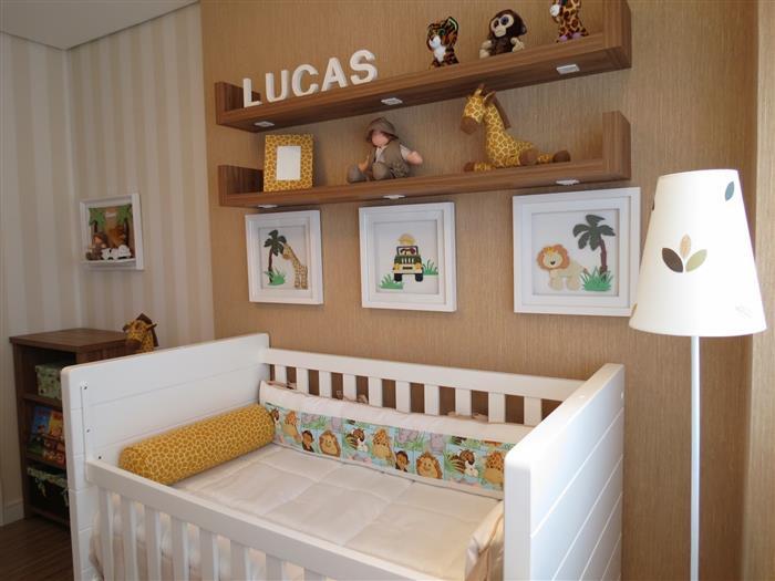 quarto de bebe decorado
