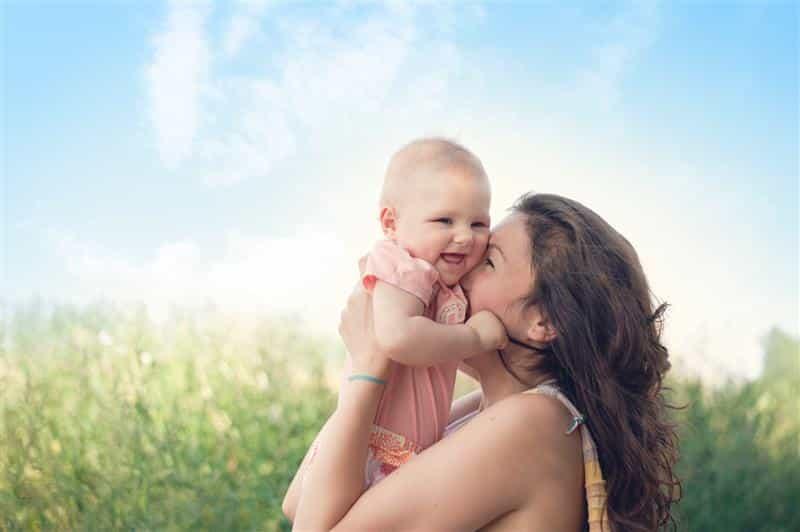 frases para filha bebê