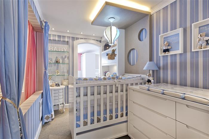 quarto de bebê lindo