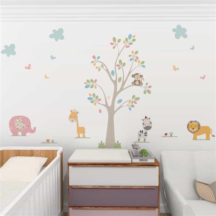 fotos de quarto de bebe