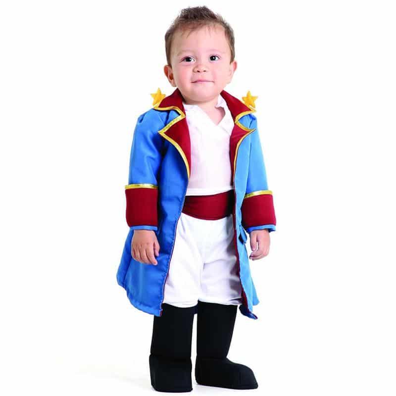 Fantasia O Pequeno Príncipe Bebê