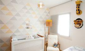 Quarto de Bebê Simples e Bonito: ideias para decorar