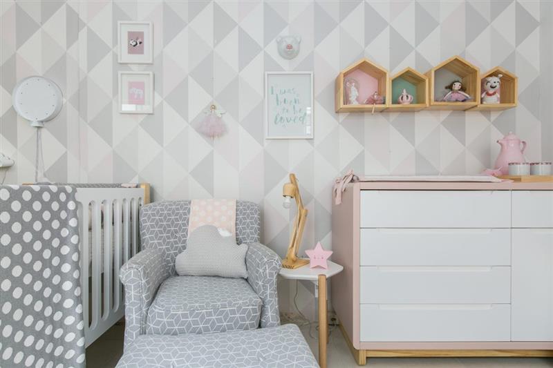 quarto de bebê menina barato