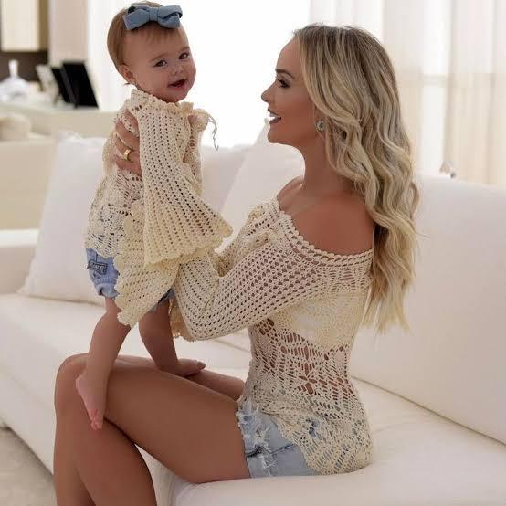 roupas tal mãe tal filha 2020