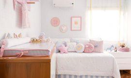 Quarto de Bebê Menina: fotos e dicas de decoração