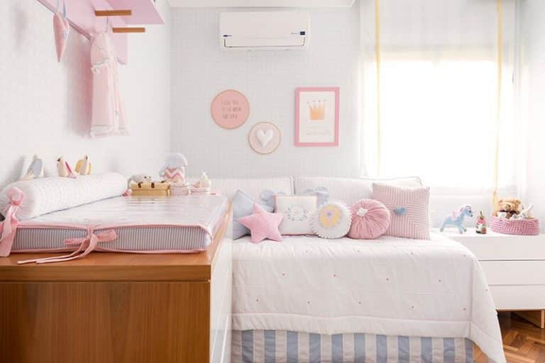 Read more about the article Quarto de Bebê Menina: fotos e dicas de decoração